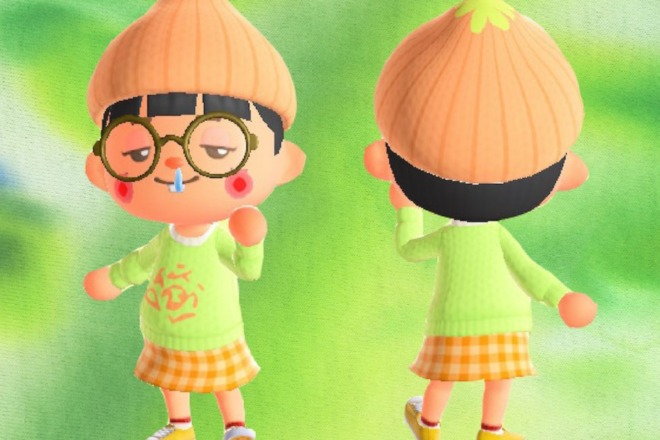 Yaeji drops an IRL line of merch exclusively on Animal Crossing