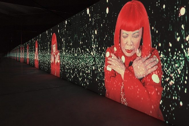 Yayoi Kusama presents a previously unseen collection