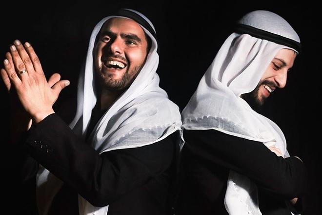 Palestinian electronic duo Zenobia زنّوبيا drop debut album 'Halak Halak'