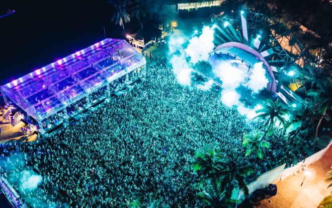 ZoukOut reveals a first look at its elaborate new 3D mainstage