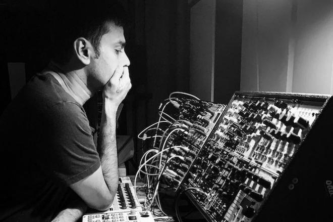 Arjun Vagale pushes forward with his experimental alias 'Asymetrik'