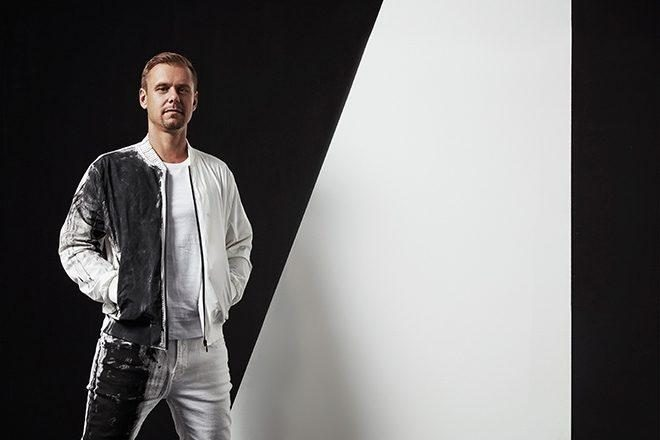 Armin Van Buuren shares a playlist with 1,000 of the best trance tracks ever