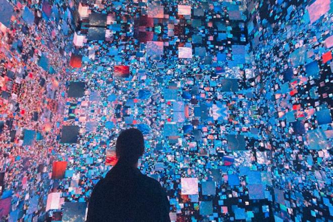 Hong Kong is getting an art fair around technology, new media art, NFT Crypto Art & immersive art experiences