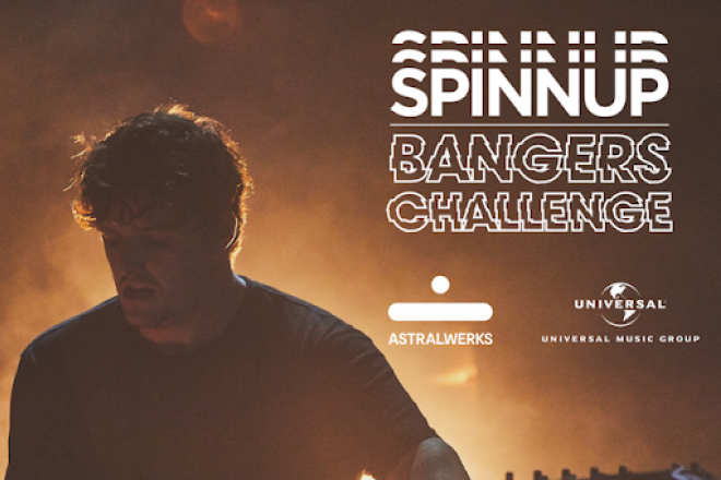 Astralwerks & Spinnup are on the hunt for electronic producers