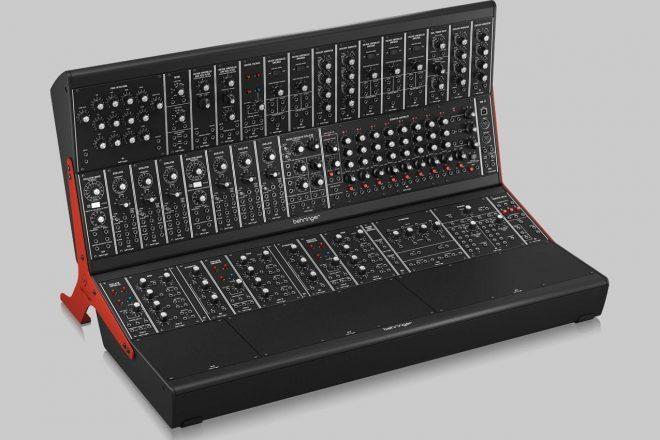 Behringer is releasing Eurorack versions of Moog's modular systems