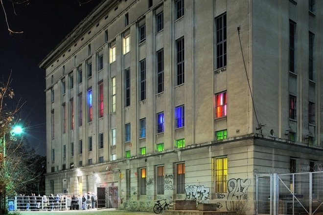 Berghain is reopening - as an art gallery