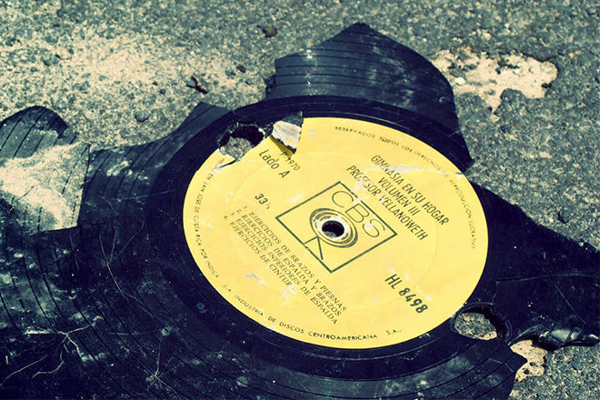 A new book explores the impact of vinyl on the planet with part of the problem originating in Bangkok