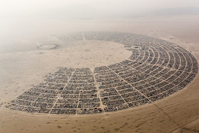 Watch the 2017 Burning Man live steam