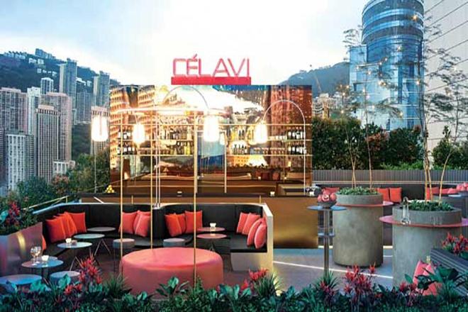 CÉ LA VI Hong Kong announces their final night on NYE