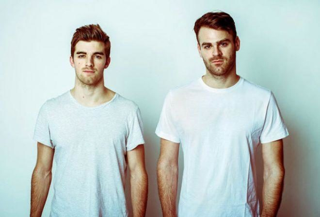 ​The Chainsmokers are under fire again for cracking an inappropriate joke, this time in China
