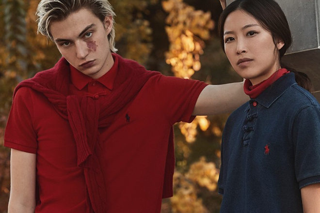 CLOT x Ralph Lauren for Year of the Ox collab