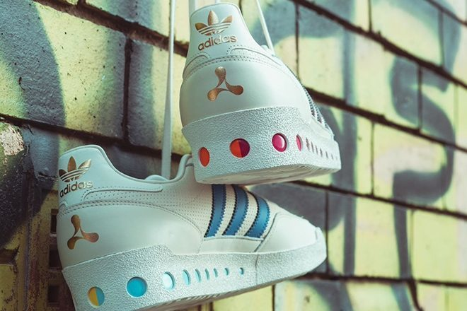 Cream teams up with adidas Originals and Size? On capsule collection