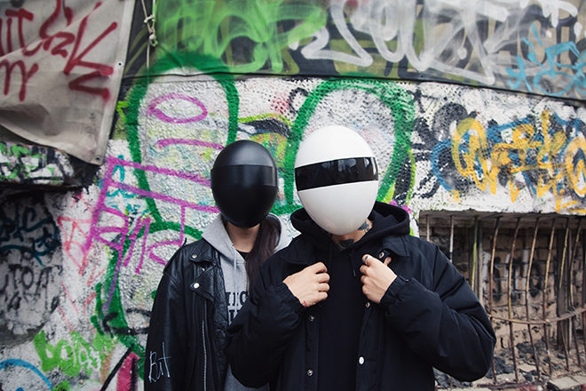 New masks keep you safe, anonymous & looking like your favorite electronic act