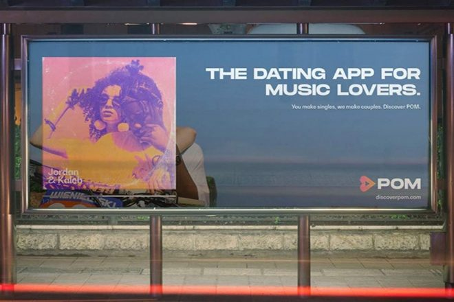 This new dating app is matching users based on their shared love music