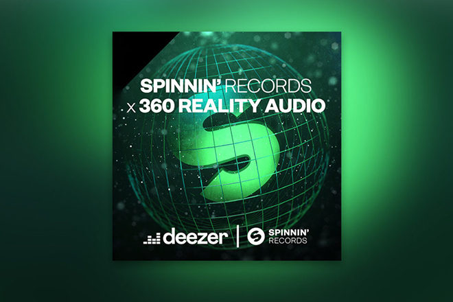 Deezer x Spinnin Records brings dance music to life with 360 Reality Audio