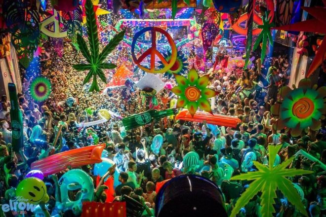 Elrow has announced the theme & line-up for its Asian debut at Djakarta Warehouse Project