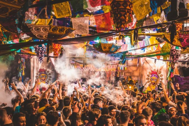 Djakarta Warehouse Project set to host the first ever Elrow stage in Asia