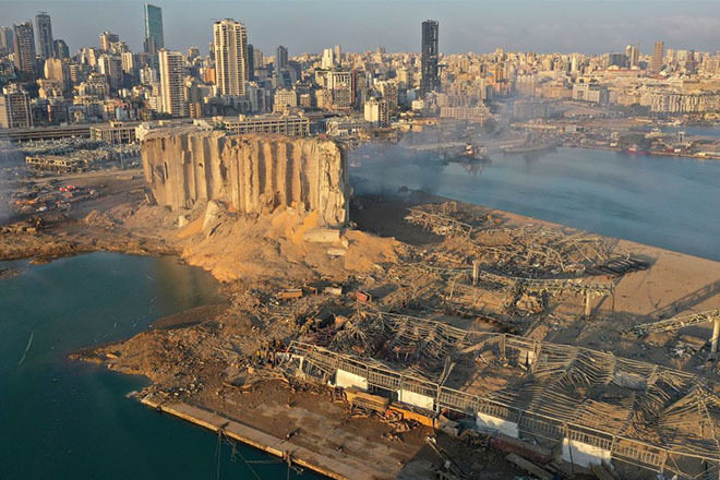 The global dance music community comes together 'For Beirut'