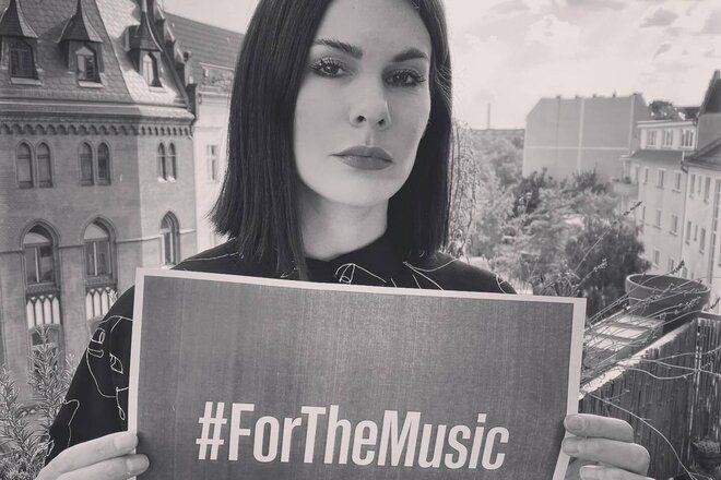Rebekah launches #ForTheMusic campaign against sexual harassment in dance music