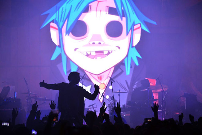 Gorillaz, Nina Kraviz, A Guy Called Gerald & more join Fuji Rock's insane line-up
