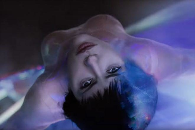 A 5-minute clip from Ghost in the Shell has been released online
