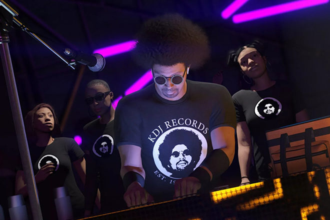 The Music Locker Grand Opening: GTA Online builds new virtual underground dance club with live DJs