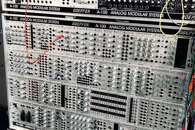 Modular, synth & analog fans in Macau are in for a treat with GUIA FEST