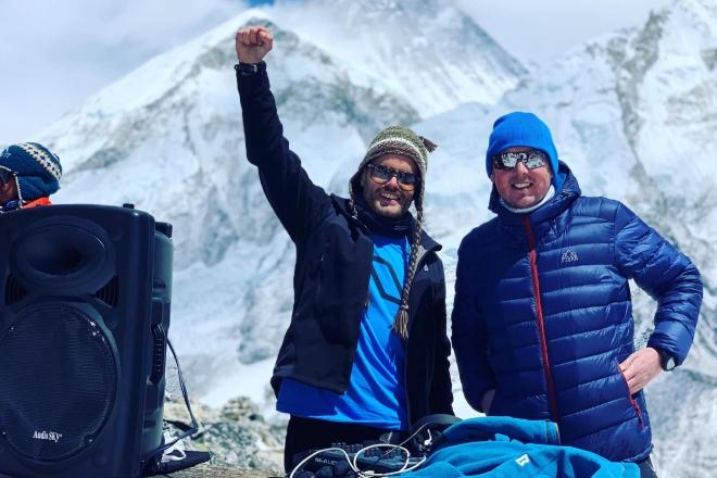 Anjunabeats' Damion Houchen enters Guinness World Records