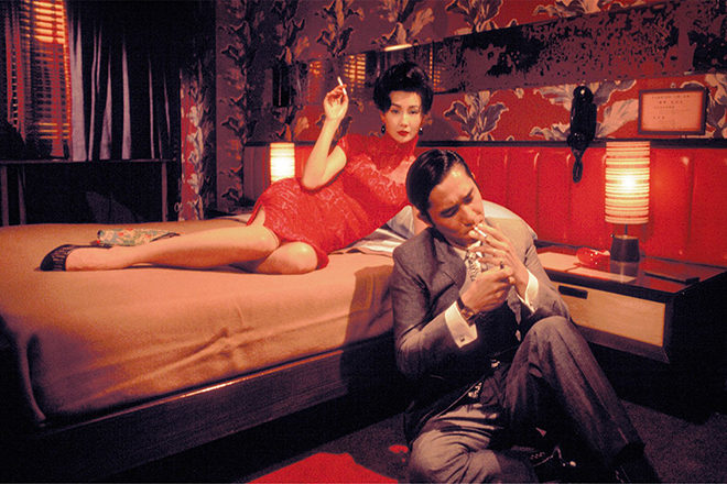 Plunge into the 'World of Wong Kar Wai' with a dazzling new 4K retrospective