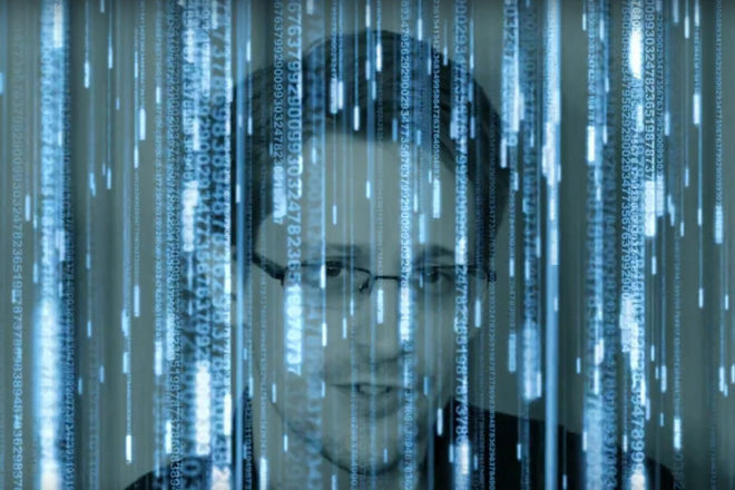 Jean-Michel Jarre and Edward Snowden share video for techno tune 'Exit'