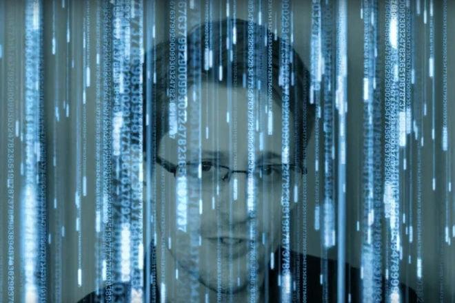 Jean-Michel Jarre and Edward Snowden share video for techno tune 'Exit'