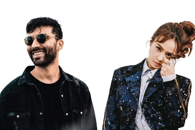 Taiwanese pop-diva Jolin Tsai teams up with R3HAB