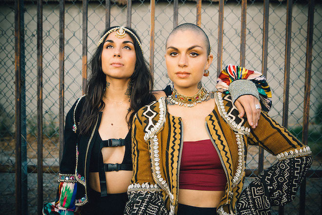 Krewella announces new album 'Zer0' and Nucleya collab