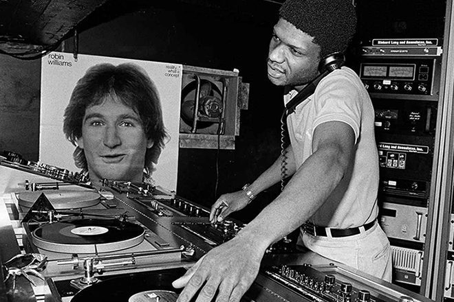 There's a list of basically every single track Larry Levan played at the Paradise Garage