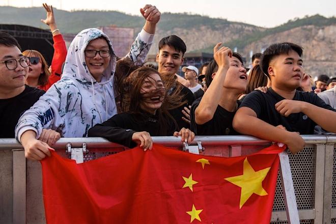 China's EDM festival market is exploding