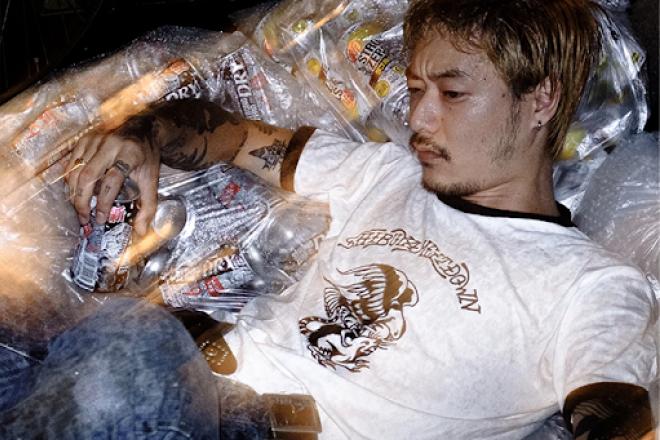 Shibuya Meltdown collaborates with Tattoo Studio Yamada in a celebration of afterhours debauchery