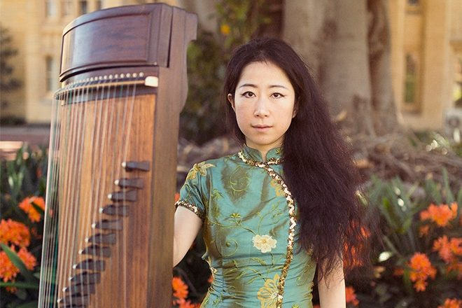 Mindy Meng Wang wants to redefine the traditions of Chinese music, starting with the Guzheng