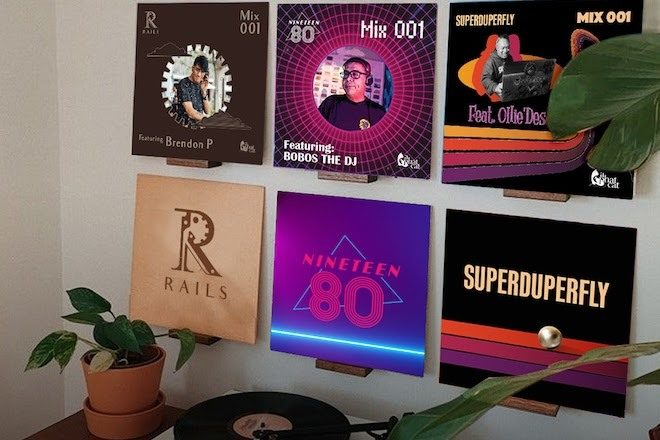 Singapore's A Phat Cat Collective is offering paid streams curated by the city's top selectors