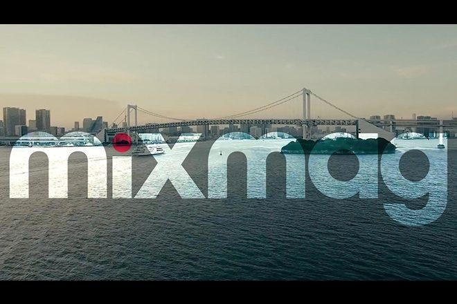 Mixmag launches in Japan