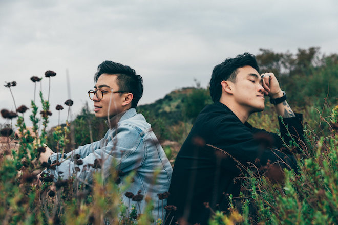 MYRNE and Manila Killa are back together for a new EP, 'Fluorescence' on Ultra Records