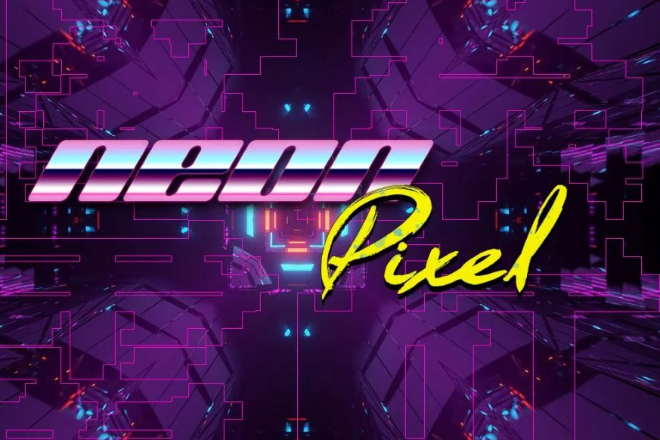 8 cutting edge Asian electronic music producers link up to deliver Neon Pixel