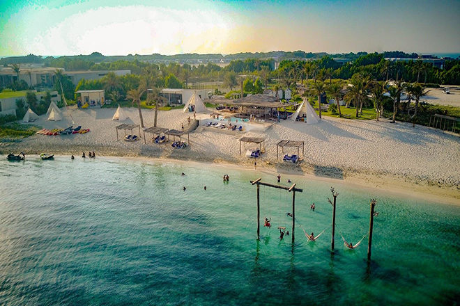 A private island off Abu Dhabi sets the scene as the newest destination festival from Asia