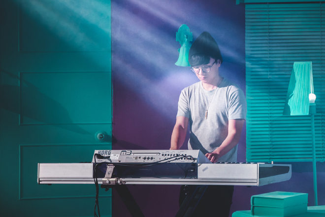 Ultra Music signs Chinese DJ Panta.Q