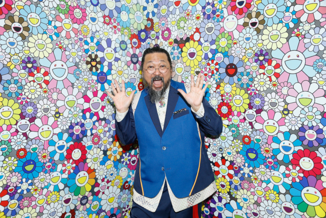 Takashi Murakami's company is on the verge of bankruptcy amid the pandemic