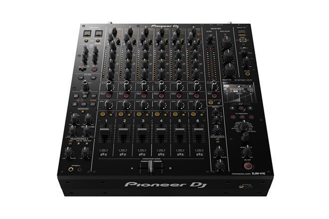 Pioneer DJ's latest mixer looks to change the game