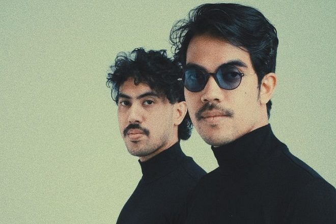 Random Brothers present striking new video to the raw grooves of 'BUDAKKICK'
