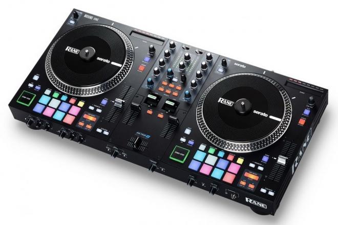 RANE發表驅動式DJ控制器 THE RANE ONE