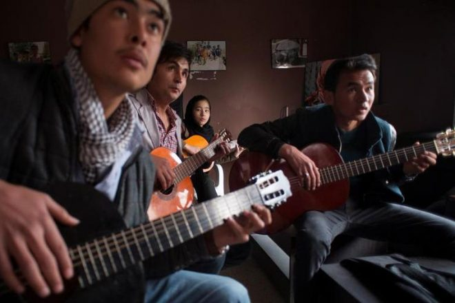 Taliban leader suggests music will be banned in Afghanistan