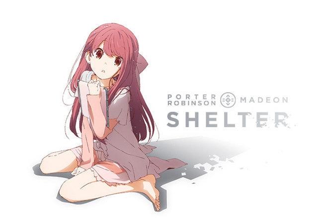 Porter Robinson drops an impressive Japanese animation for 'Shelter'