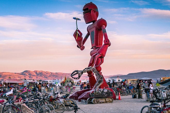 Burning Man announces theme for 2018